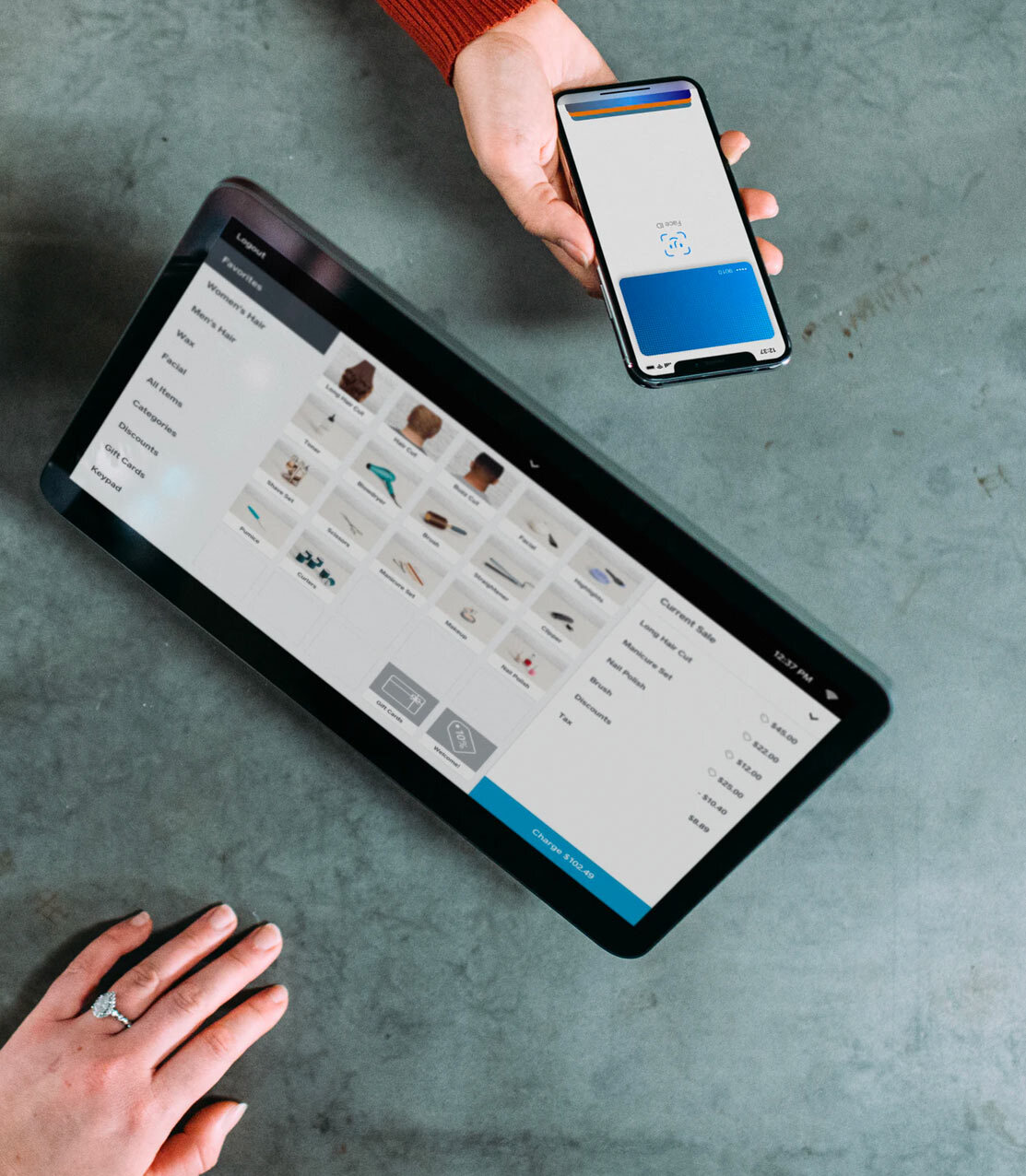 Digitala betalningar