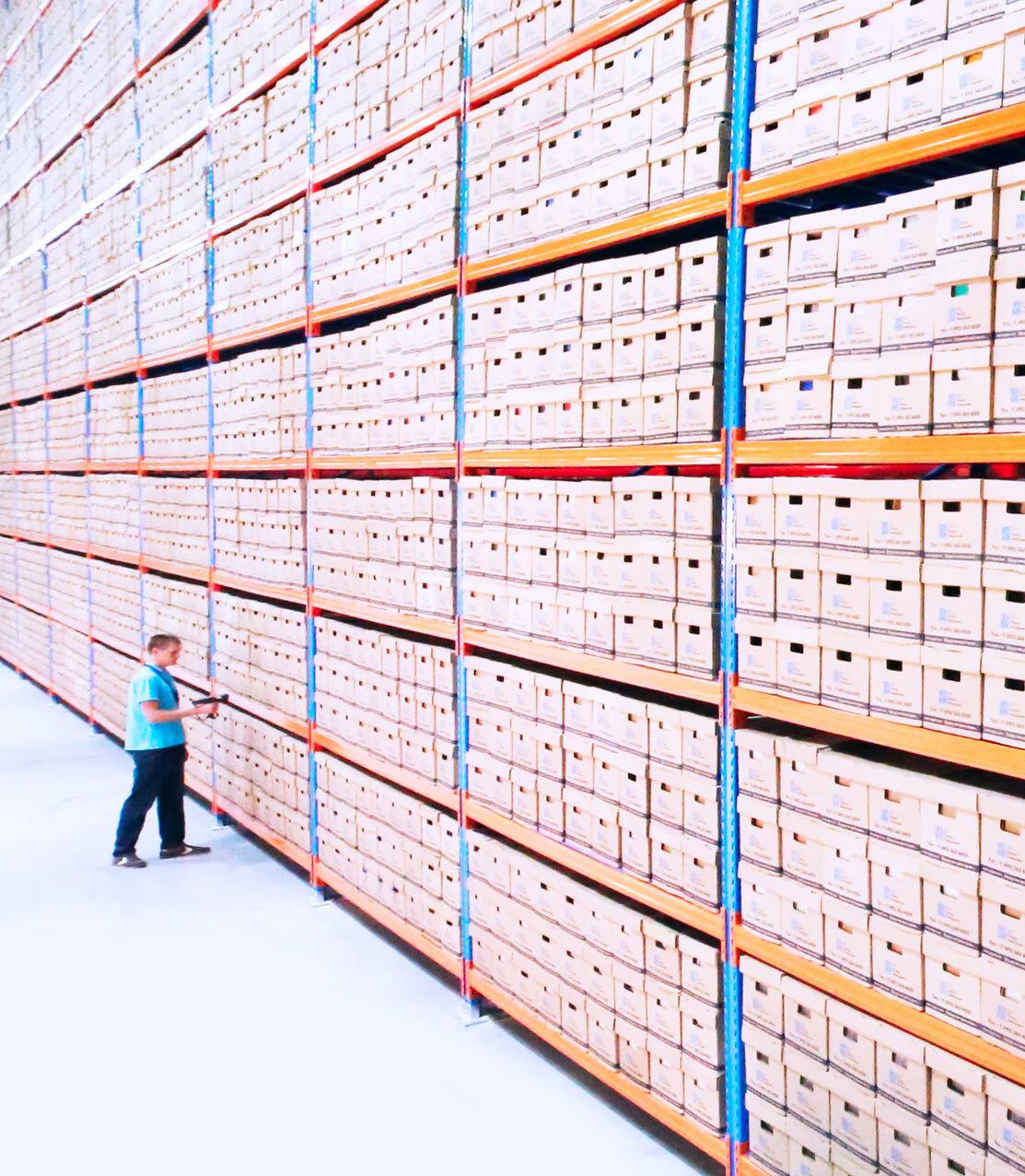 Logistikcenter